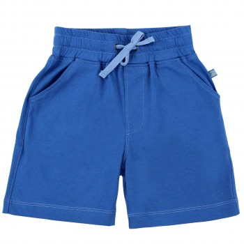 Jungen Shorts Uni blau