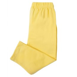 Leggings hochwertig soft gelb