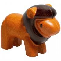 Löwe Tierfigur Holz – 6,9 cm