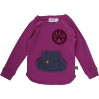 Vorschau: Langarmshirt Interlock für Mädchen