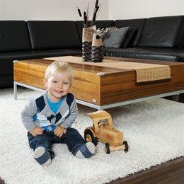 Eckenschutz für Kinderköpfe Design-Line - taupe