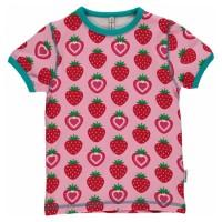 Erdbeeren Mädchen T-Shirt