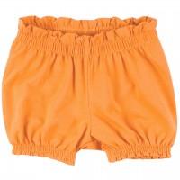 Leichte Mädchen Pumphose in hellem orange