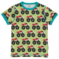 Monster Truck Kinder T-Shirt