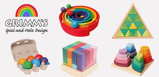 e724f31122df7a Grimms Holzspielzeug eine Leidenschaft kreativen Spielens