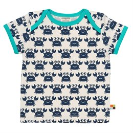 Krabben Shirt marine