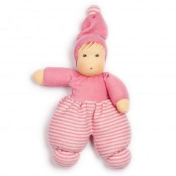 Mini Möpschen rosa 24 cm
