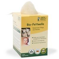 Bio Fettwolle pflegend 50g