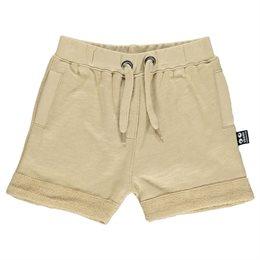 Sweat Shorts für Mädchen und Jungen sand golden