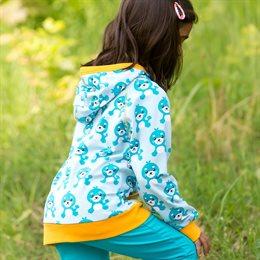 Neutrale Kinder Jacke für Drinnen und Draussen Robbe