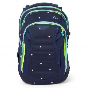Schulrucksack satch match Pretty Confetti mit Helmfach - 35l