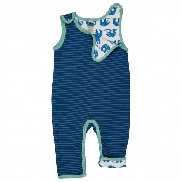 Wendestrampler Ringel dunkelblau Faultiere blau