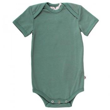 Body kurzarm hochwertig pastell-grün