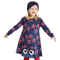 Vorschau: Sternen Kleid griffig leicht und robust