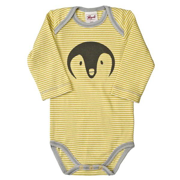 Bio Body Pinguin gelb feine Rippe