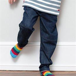 coole Jungen Jeans ohne Reißverschluss
