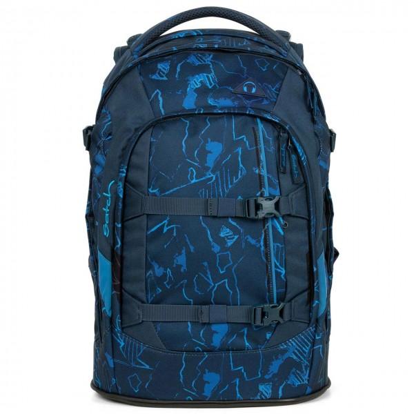 Schulrucksack ergonomisch satch pack Blue Compass - 30l