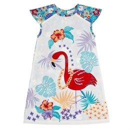 Leichtes Bio Sommerkleidchen aus Popelin