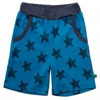 Blaue Sternen Shorts