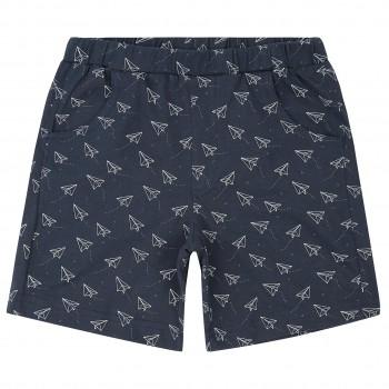 Coole Papierflieger Shorts für Jungen