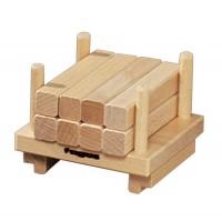 Vorschau: Paletten LKW aus Echtholz