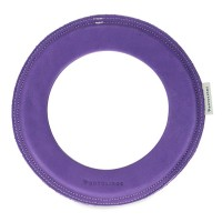 Grosser super weicher Wurfring LOOP Frisbee flieder