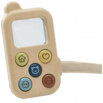 Spielzeug Handy aus Holz ab 12 Monaten