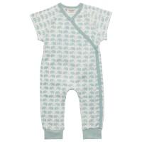 Baby Bio Jungen Strampler - kurzarm