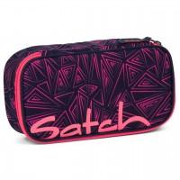 Schlamperbox satch mit Organisierfach Pink Bermuda