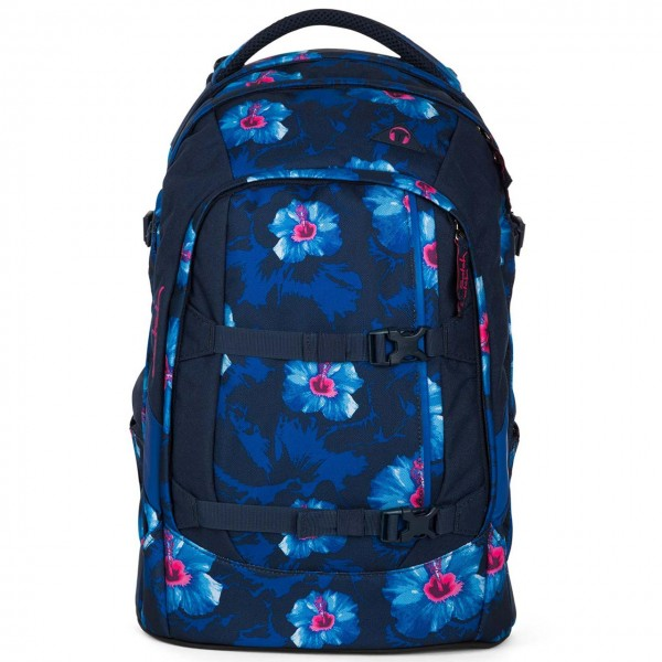 Schulrucksack ergonomisch satch pack Waikiki Blue - 30l
