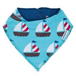 Baby Dreiecktuch mit Booten