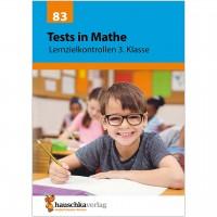 Tests in Mathe – Lernzielkontrollen 3. Klasse