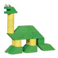 """Baukasten Dinosaurier  """"Dinosa"""" 23 tlg."""