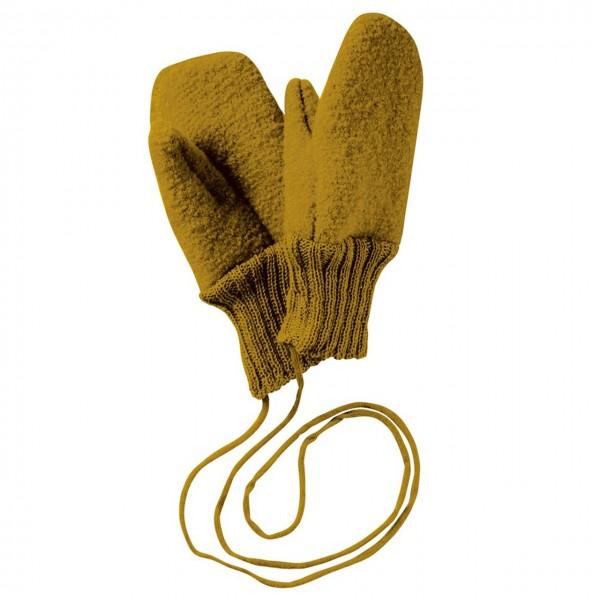 Walk-Handschuhe Kinder in gold