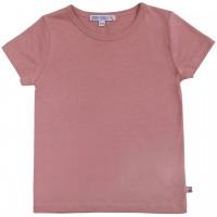 Altrosa Shirt kurzarm uni Basic