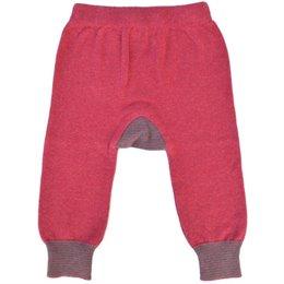 Bio Baby Strickhose aus Wolle Mix für Mädchen