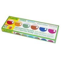 Öko Wasserfarben für Papier, Holz, Eierbemalen 16, x 5,5 x 1 cm