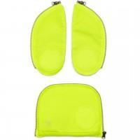 Sicherheitsset mit LED Lichtern (gelb)