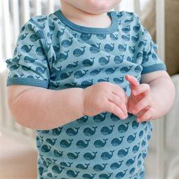Wal Bio Shirt pastell blau