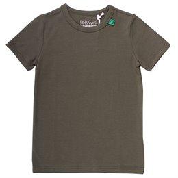 Shirt kurzarm Basic khaki