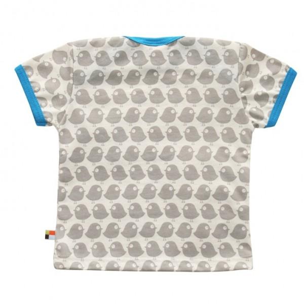 Vogel T-Shirt von Loud + Proud unisex