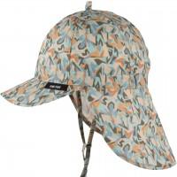 Robuste Schirmmütze Nackenschutz multicolor