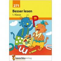 Besser lesen - Klasse 1 Leseübungsheft