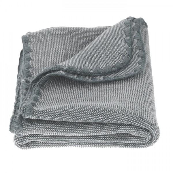 disana Babydecke aus warmer & atmungsaktiver Schurwolle