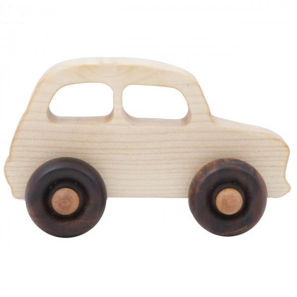 Holzauto naturbelassen French Car