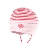 Vorschau: Babymütze für die Übergangszeit mit weichem Ohrenschutz
