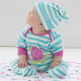 Babymütze mit Softbündchen