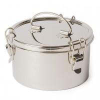 Runde Klammer Brotbox Tiffin 1400 ml
