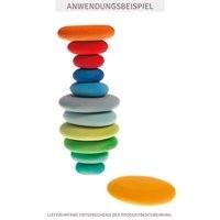 Vorschau: Grimms Flusskiesel 4Stk. Balance Spiel