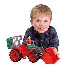 Truxx Traktor - Führerhaus zum Öffnen & Bespielen